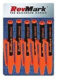 RevMark Industrial Marker - Orange Ink - Standard