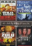 The Wild Geese, Virus (Director's Cut), Zulu Dawn, Baltic Storm, 4-Movie Pack