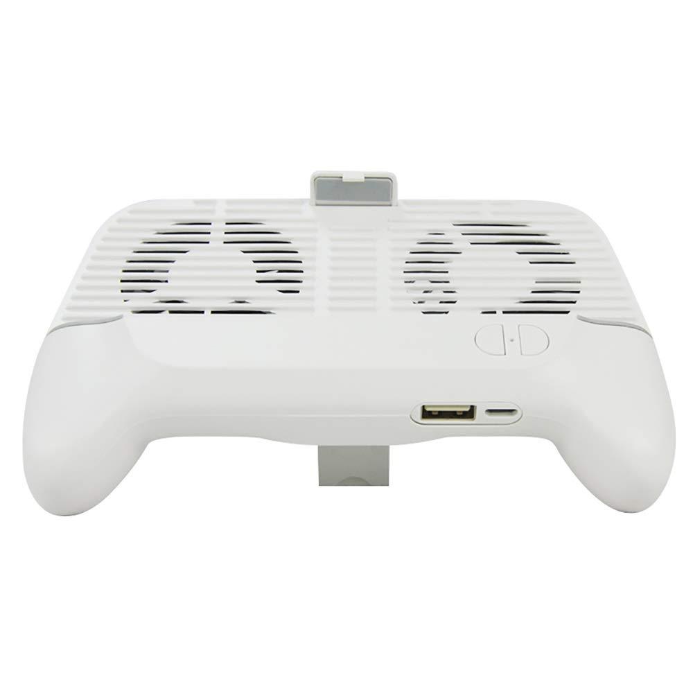ASDQ S10 Game Pad, refrigerador para teléfono móvil, Ventilador de ...
