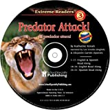 Predator Attack English-Spanish Extreme Reader Audio CD (Extreme Readers)
