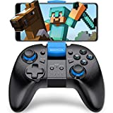 Android Bluetooth Phone Controller, BEBONCOOL Bluetooth Game Controller, Bluetooth Gamepad (For Android Phone/Tablet / Samsung Gear VR/Emulator) Gear VR Gamepad Controller