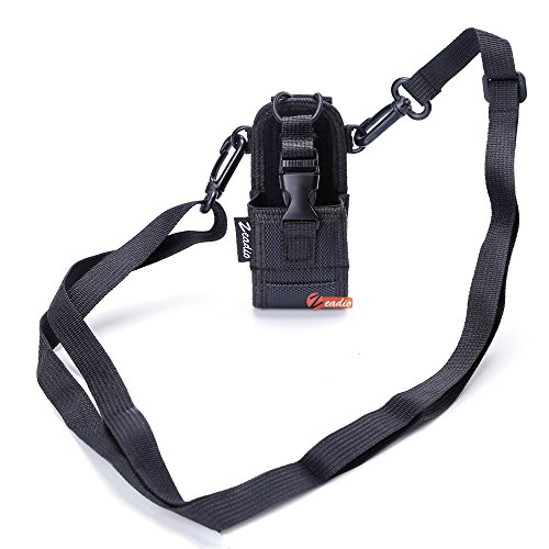 - Zeadio ZNC-D Multi-function Pouch Case Holder for GPS Phone Two Way Radio - Pack of 1