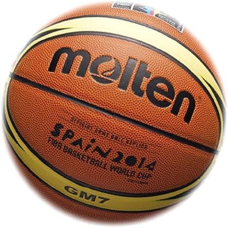 Molten BGM7-WC14M - Pelota de baloncesto Talla:7: Amazon.es ...