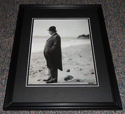 Albert Einstein Photograph (Albert Einstein Framed 11x14 Photo)