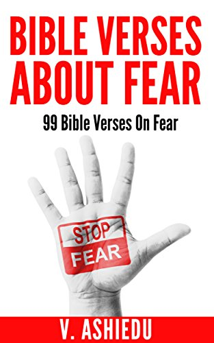 Bible Verses About Fear Scriptures ebook product image