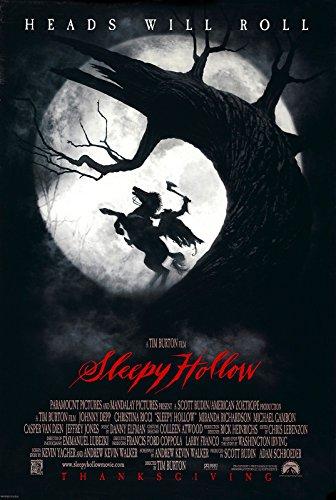Top 10 best sleepy hollow movie poster 2020