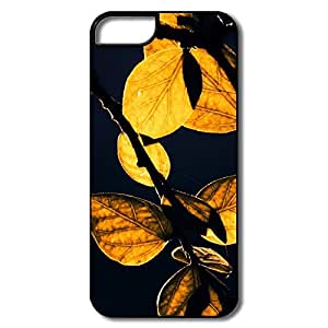 Custom Make Sports Silicone Leaves IPhone 5/5s Case For Couples