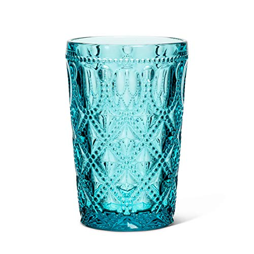 Abbott Collection 27-Capri/HB Jewel and Bead Pattern Highball