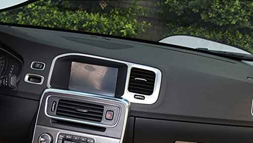 Interior console GPS Navigation Frame Trim cover