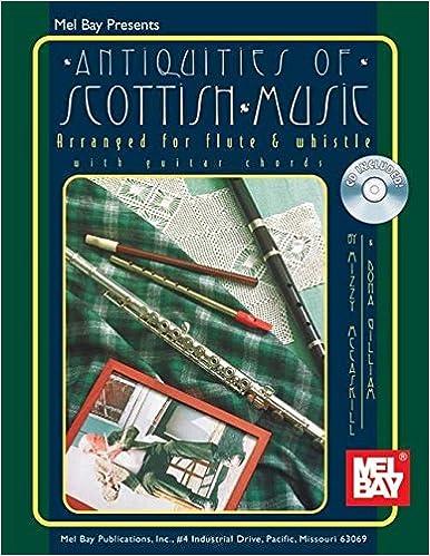 Amazon.com: Antiquities of Scottish Music: Arranged for Flute ...