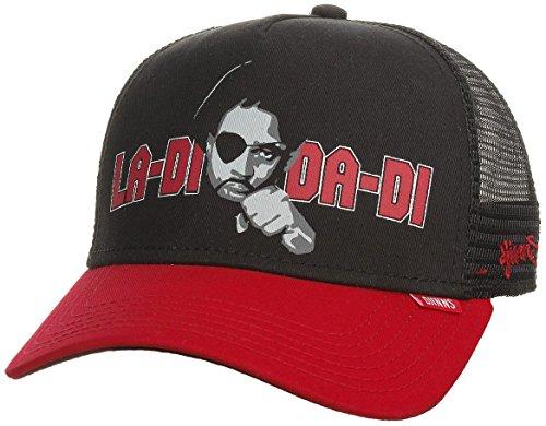 para única Djinns hombre de béisbol Talla Negro Gorra negro qOxPO8rt