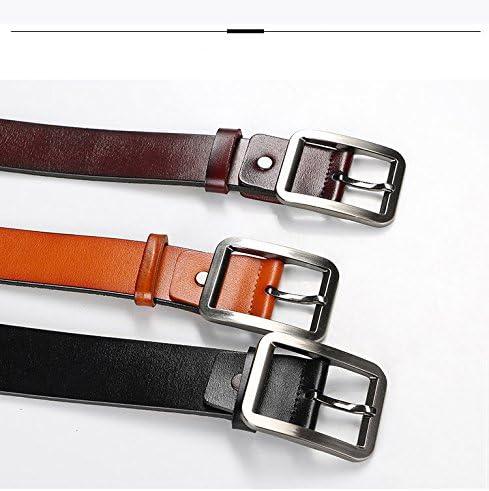 【C.G STORE】本革ベルト MEN'S Belt 紳士ベルト メンズベルト セール バックルベルト ビジネスベルト 牛革 メンズ レザー シンプル ビジネス