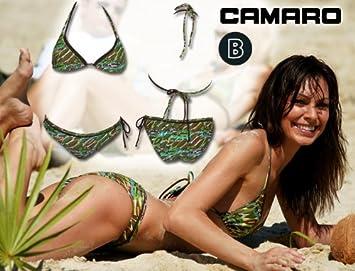 Camaro Bikini W515 B-Cup - Gr. 36/XS