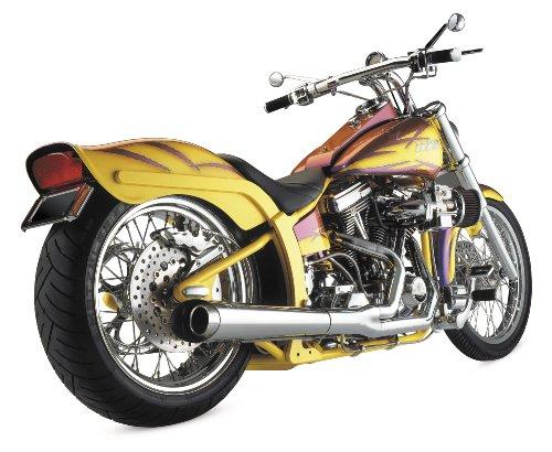 Kerker 128-71453 2:1 SuperMeg Exhaust System with Chrome Finish ()