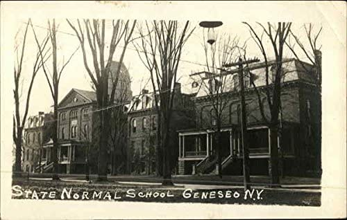 Amazon Com State Normal School Geneseo New York Ny Original