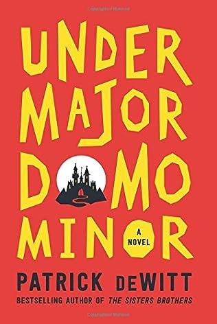 book cover of Undermajordomo Minor