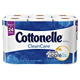 Cottonelle Professional Ultrasoft Bulk Toilet Paper for Business (12456), Standard Toilet Paper Rolls, 48 Rolls/Case for Business (4 Packs of 12)