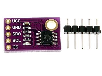 Laser Entfernungsmesser I2c : Daorier jmcu lm a temperatursensor i c amazon elektronik