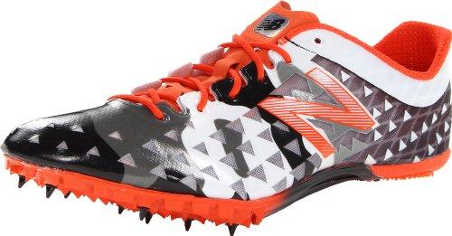 New Balance Men's MSD400 Spike Synthetic Running Shoe - G...