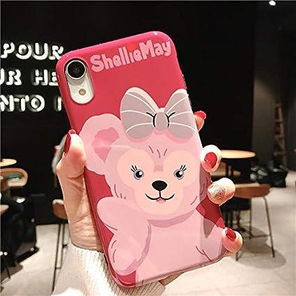 Amazon.com: Funda para iPhone 7 6 6S 8 Plus Shellied May ...