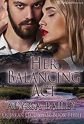 Her Balancing Act: Quinlan O'Connor Book 3