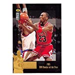 6e806ff4fda5c Michael Jordan 1993 Nike Stickers #7 Michael Jordan Flying ...
