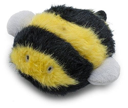 PetSafe Pogo Plush Bee Dog Toy Small