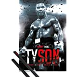 Poster + Hanger: Mike Tyson Poster (36x24 inches) Boxing Record And 1 Set Of Black 1art1® Poster Hangers