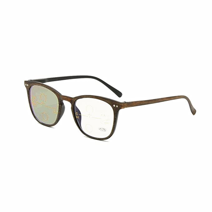 23fb197d09 Image Unavailable. Image not available for. Color  Transition Photochromic  Progressive Reading Glasses UV400 Sunglasses