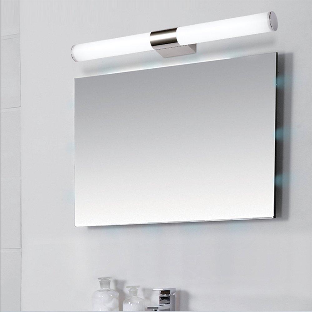 MCTECH 12W Blanco c/álido led apliques ba/ño-2835 SMD l/ámpara espejo Luz 60cm Impermeable 12W Blanco c/álido