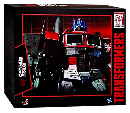 Transformers Generation 1 Optimus Prime (Starscream Version)(Special Edition) (Sideshow Collectibles Exclusive)