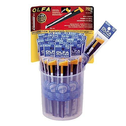 Olfa 1066506 Plastic Bucket Cutter, 36 Piece by OLFA