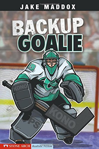 Backup Goalie (Jake Maddox Sports - Clearance Co Tiffany And