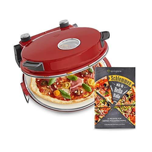 Forno per Pizza Peppo, Pizza Maker Elettrico a 350 °C c 1