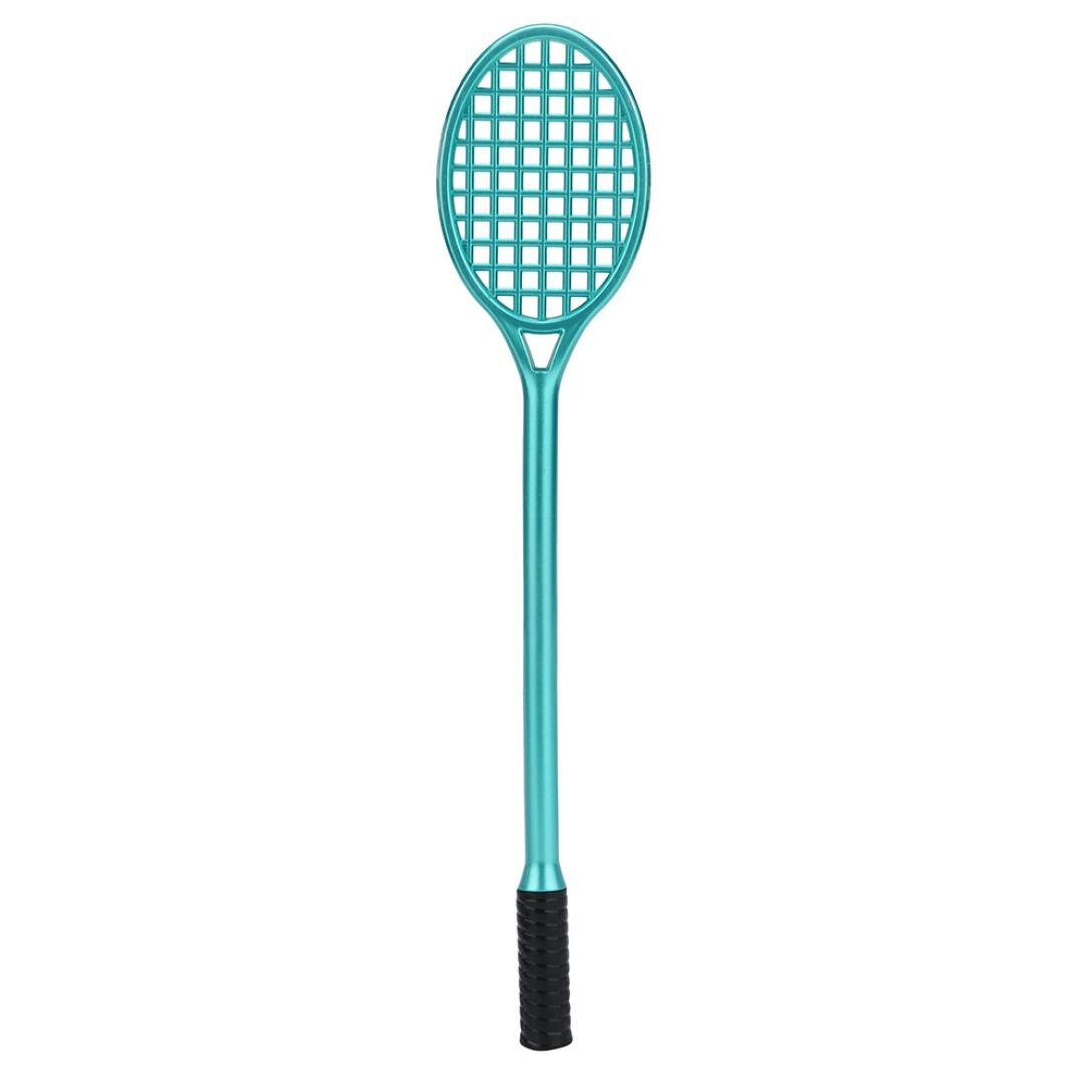 Gbell 1PCS Cute Tennis Racket Pens for Women Creative Stationery Business School Supplies Awards Gifts for Kids,Boys,Girls Girls (Gold)