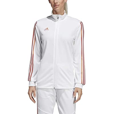 Amazon.com : adidas Women's Alphaskin Tiro Jersey : Clothing