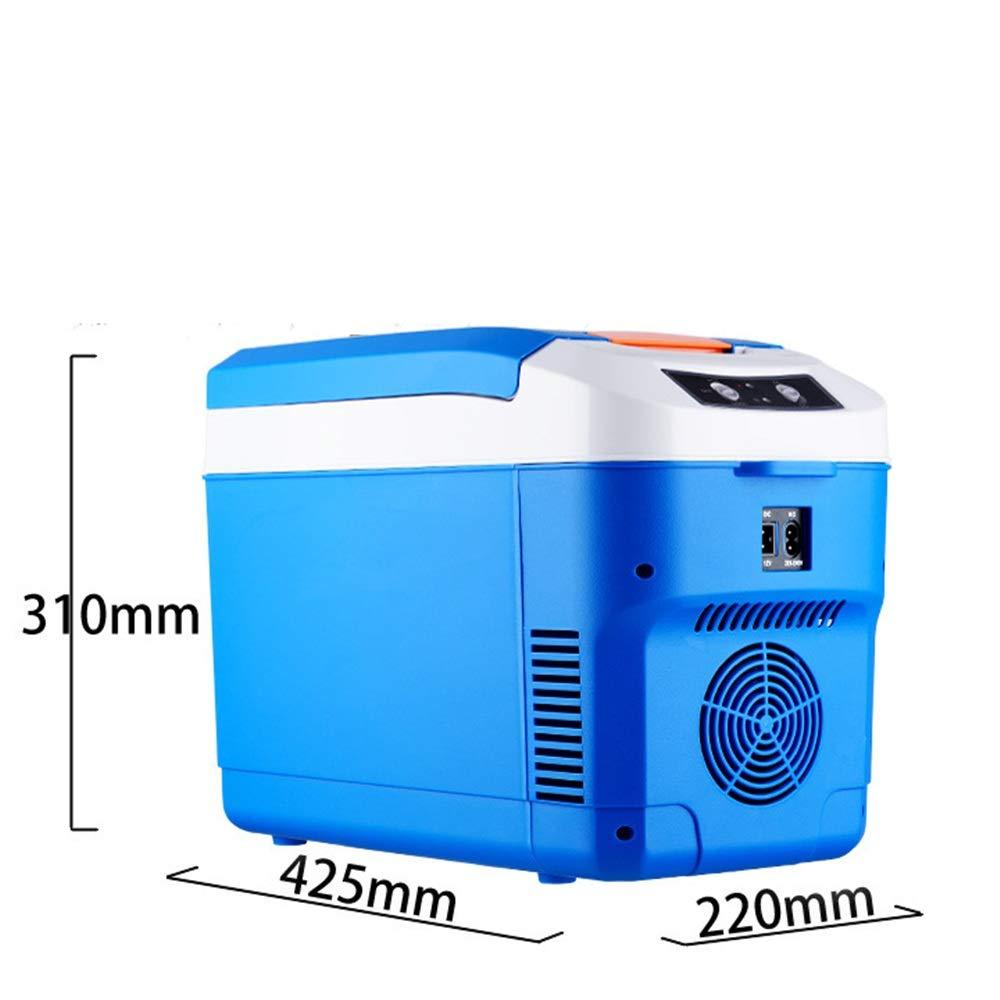 Wuxingqing Mini Caja de Hielo Nevera portátil de 10 litros con ...