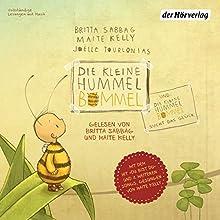 Die kleine Hummel Bommel / Die kleine Hummel Bommel sucht das Glück Hörbuch von Britta Sabbag, Maite Kelly Gesprochen von: Britta Sabbag, Maite Kelly