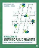 How can public relations play a more active role in the betterment of society?   Introduction to Strategic Public Relations: Digital, Global, and Socially Responsible Communication prepares you for success in today's fast-changing PR environment. Re...