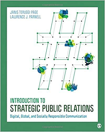 Book Introduction to Strategic Public Relations: Digital, Global, and Socially Responsible Communication