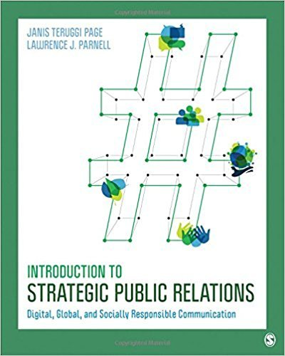 Introduction to Strategic Public Relations: Digital, Global, and Socially Responsible Communication