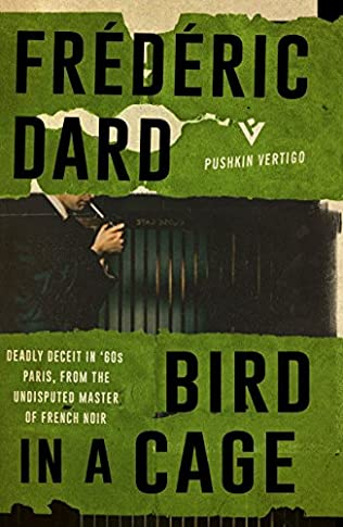 book cover of Bird in a Cage