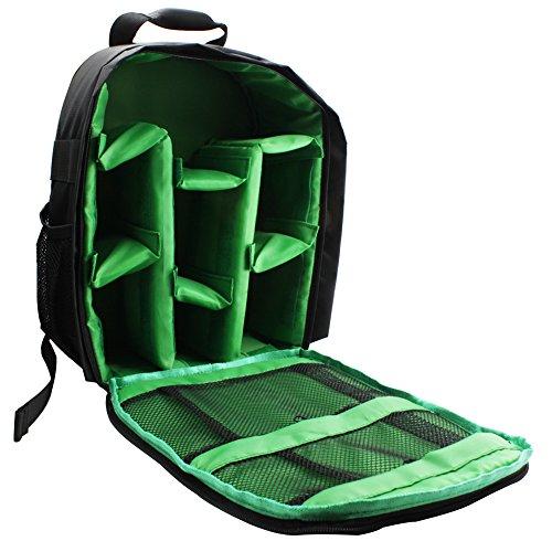 All Weather Waterproof Digital Slr Backpack Camera Case - 4