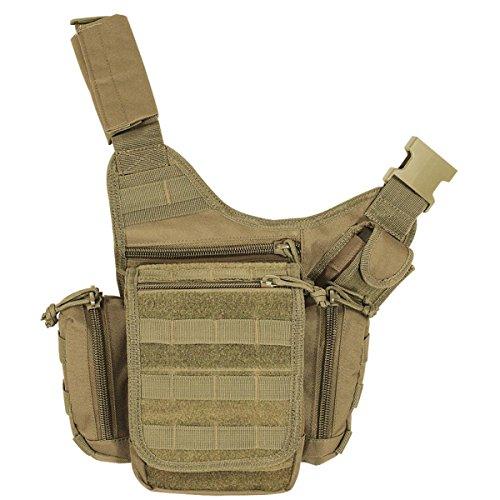 Coyote nbsp;935507000 Tactical Coyote Ergo nbsp;– nbsp;paquete nbsp;– Voodoo 15 RzIZqw1x
