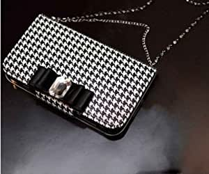 Card Wallet Leather Flip Case Cover for Samsung Galaxy S3 S4 Note 2 Note 3 I9300 I9500 N7100 N9000 (for Samsung Galaxy Note 3) WANGJING JINDA