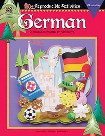 Amazon.com: FRANK SCHAFFER PUBLICATIONS GERMAN ELEMENTARY 100+: ...