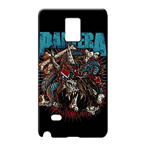 samsung note 4 Series Shock Absorbent Scratch-proof Protection Cases Covers phone cover skin pantera