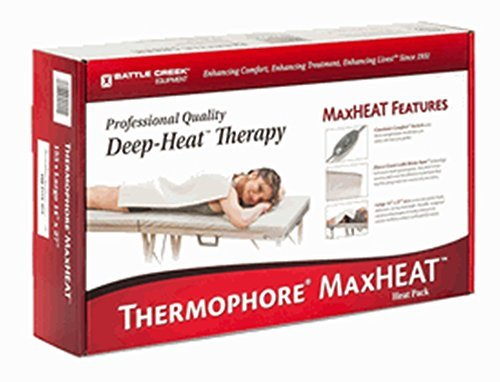 - Thermophore MaxHEAT Automatic Moist Heat Pack, Large, Model #155
