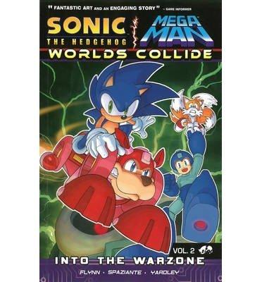 Download Sonic / Mega Man: Worlds Collide 2 (Paperback) - Common pdf