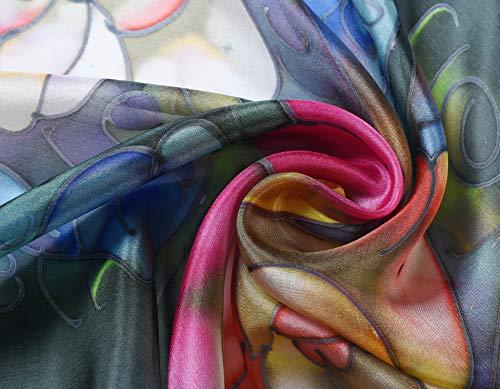 Buy silk scarves